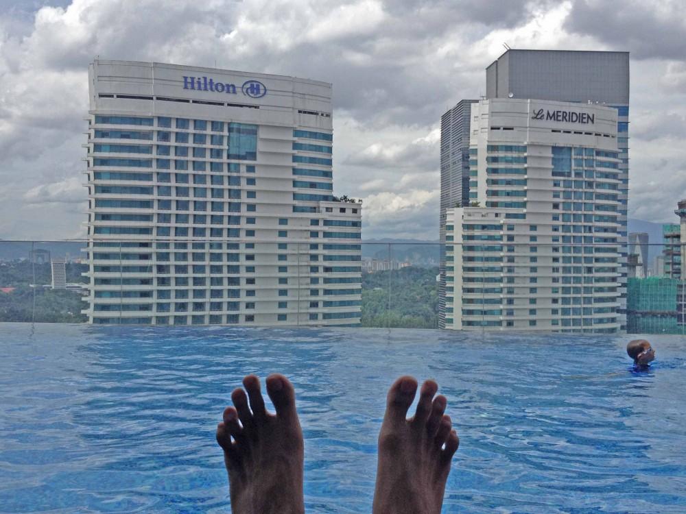 Review Aloft Kuala Lumpur Sentral Hotel